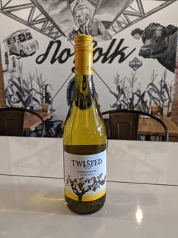 Twisted Chardonnay